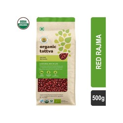 Organic Tattva Red Rajma 500 gm